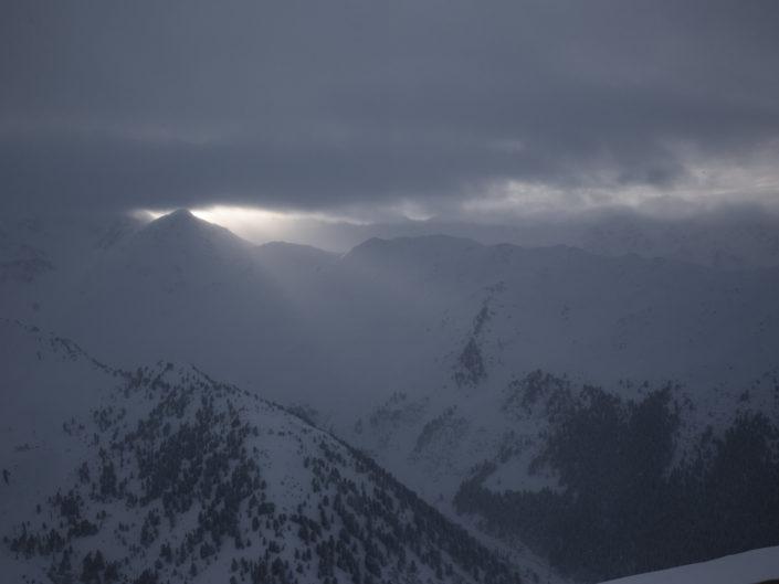 Skitour Hoadl Dezember 2017