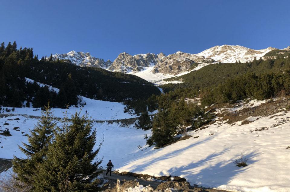Berglauf Bodenstein Alm